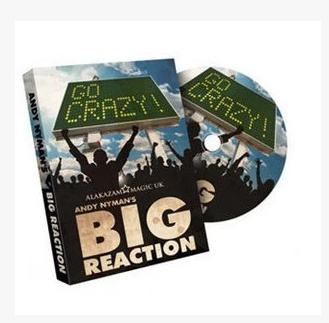 BIG REACTION By Andy Nyman (Video Download)