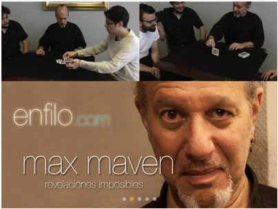 2015 Revelaciones Imposibles by Max Maven (Download)