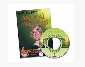Mental Miracles with Bob Cassidy (Download)