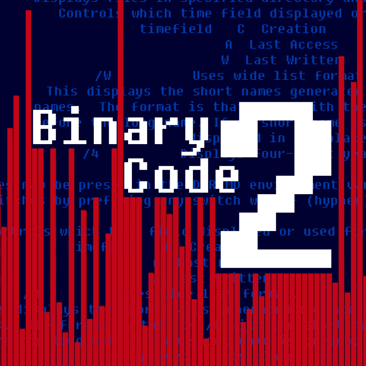 Binary Code 2 by Rick Lax (Instant Download)