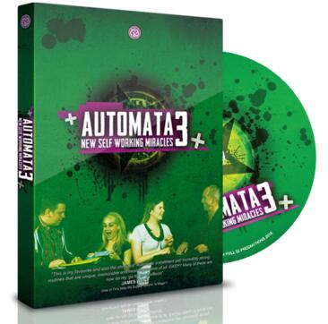 Automata 3 by Gary Jones and Dave Forrest (Video Download)