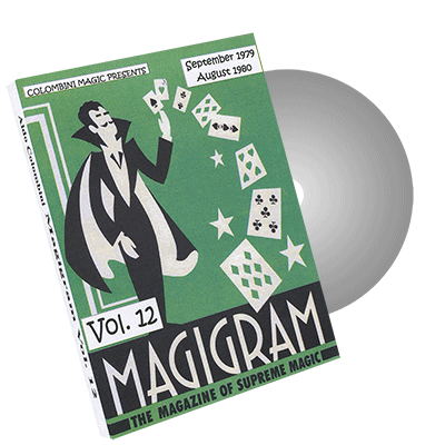 Magigram Vol 12 by Aldo Colombini