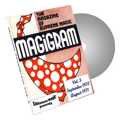 Magigram Vol 3 by Aldo Colombini