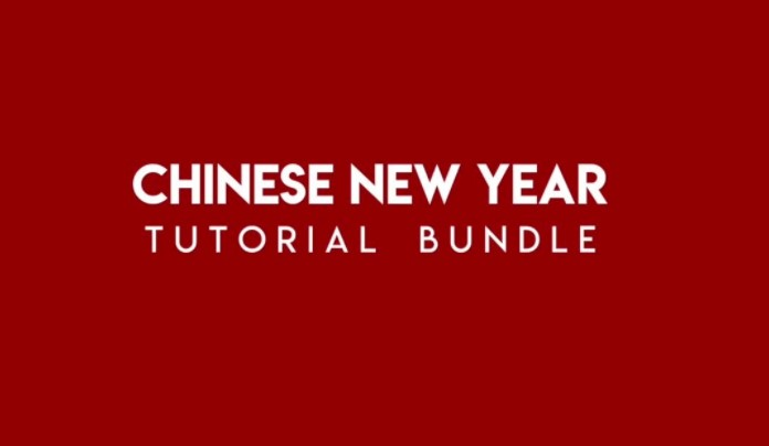 Chinese New Year Tutorial Bundle by Epoch Cardists