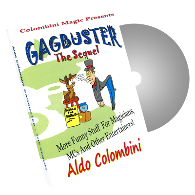 Aldo Colombini - Gagbuster the Sequel by Wild-Colombini Magic (Video Download)