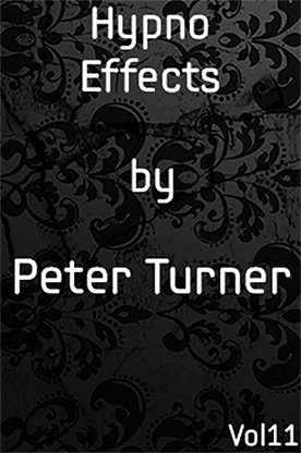 Vol 11 Hypno Effects (Vol 11) by Peter Turner