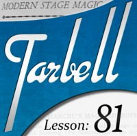 Tarbell 81: Modern Stage Magic