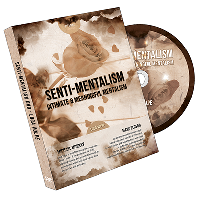 Senti-Mentalism by Luca Volpe and Titanas Magic