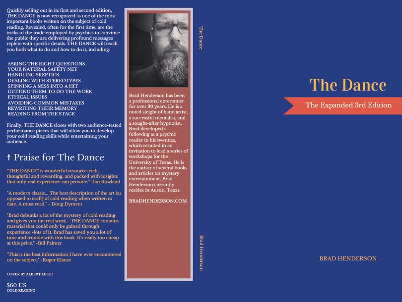 The Dance by Brad Henderson (Revised and Expanded) PDF