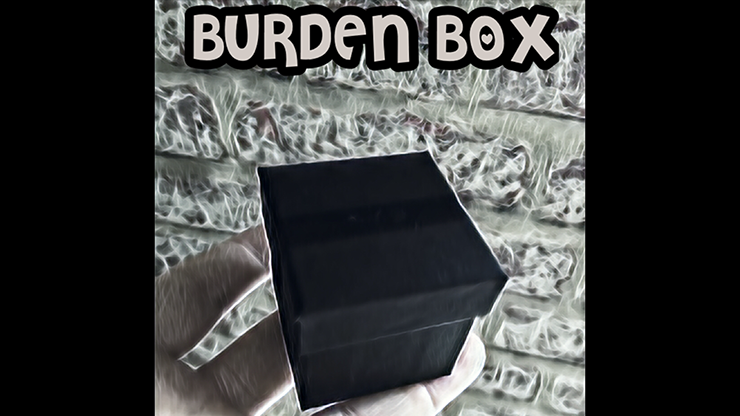 The Burden Box by Paul Hamilton (online instructions)