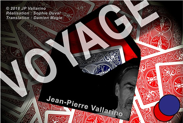 VOYAGE by Jean-Pierre Vallarino (video download)