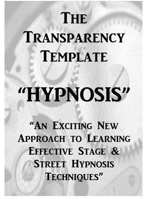 The Transparency Template by Jonathan Royle (PDF download)