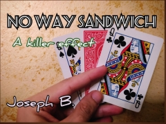 No Way Sandwich by Joseph B (MP4 Video + PDF Download)