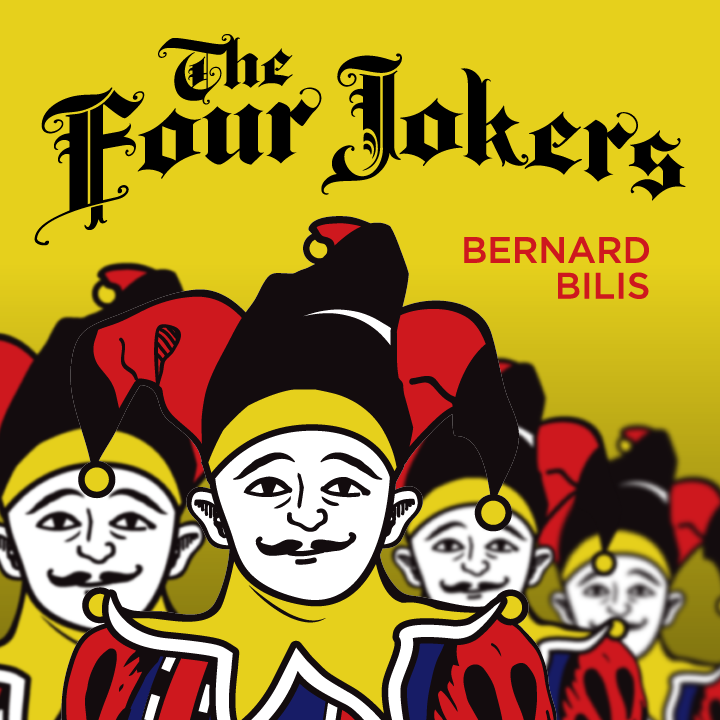 Four Jokers by Bernard Bilis (MP4 Video Download)
