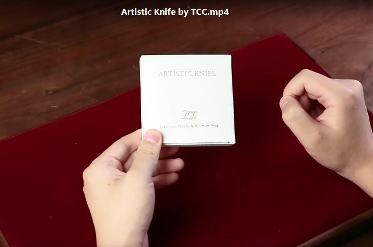 Artistic Knife by TCC (MP4 Video Download)