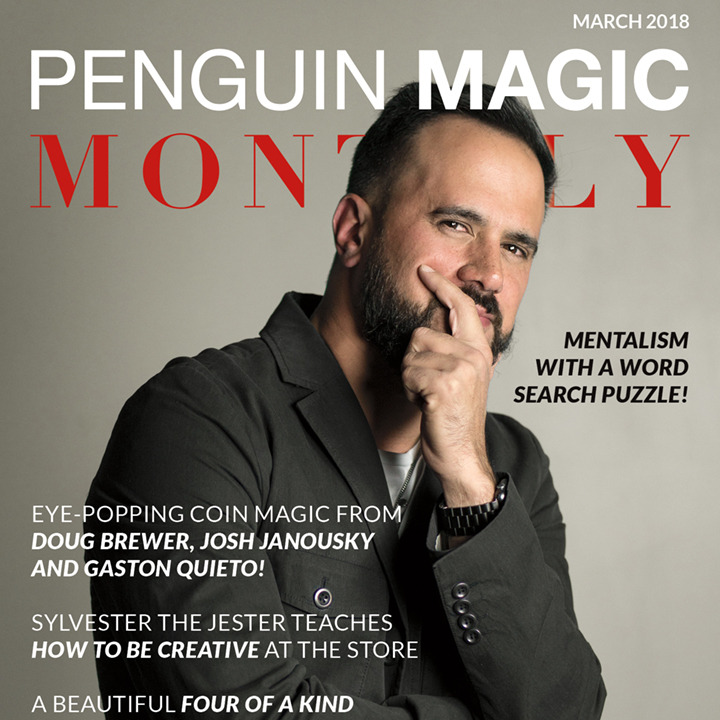 Penguin Magic Monthly - March 2018