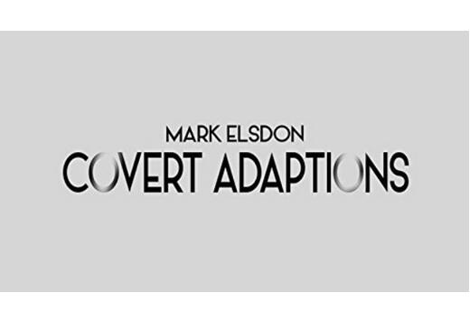 Covert Adaptions by Mark Elsdon (MP4 Video Download 1080p FullHD Quality)