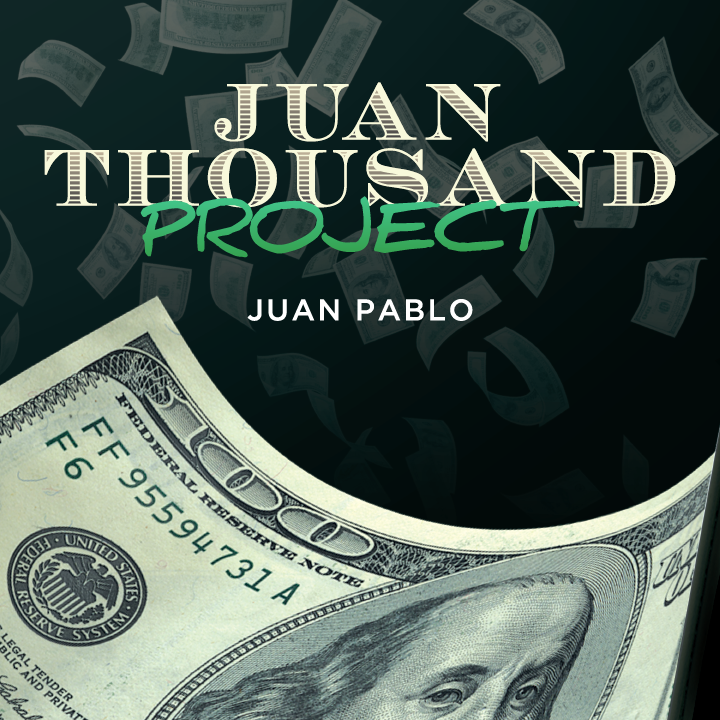 Juan Thousand Project by Juan Pablo (MP4 Video Download)