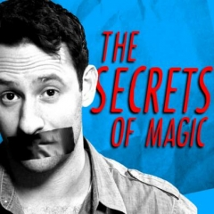 The Secrets of Magic by Rick Lax (Will Tell A Friend)