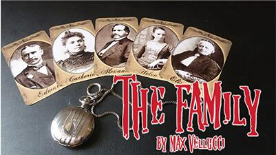 Max Vellucci - The Family