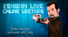 John George Penguin Live Online Lecture