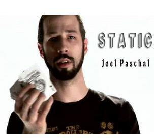 Theory11 - Joel Paschal - Static