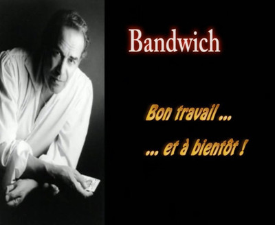 Bandwich by Jean Pierre Vallarino