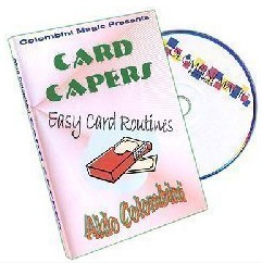 Aldo Colombini - Card Capers