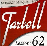 Tarbell 62: Modern Mental Mysteries Part 2 (Instant Download)