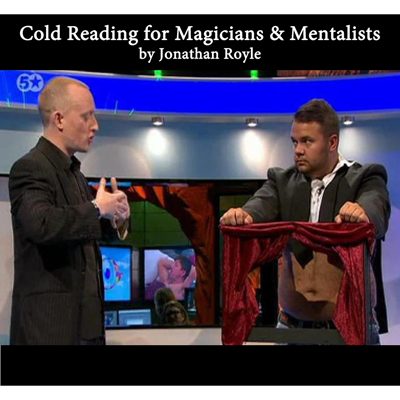 Jonathan Royle - Cold Reading for Magicians & Mentalists