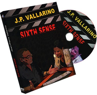 Jean Pierre Vallarino - The 6th Sense