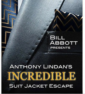 Incredible Suit Jacket Escape by Anthony Lindan