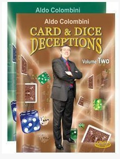 Aldo Colombini - Card and Dice Deceptions