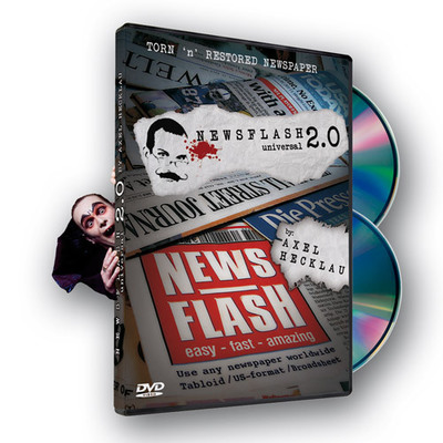 2011 Newsflash 2.0 by Axel Hecklau (video download)