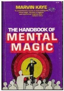 Marvin Kaye - The Handbook of Mental Magic