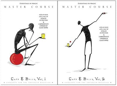 Daryl - Master Course Cups and Balls