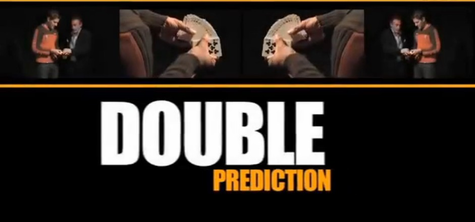 Double Prediction by Jean Pierre Vallarino