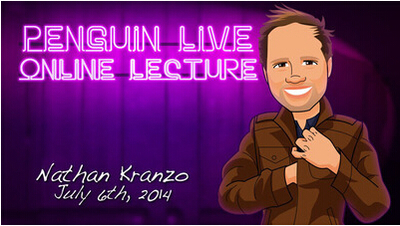 Nathan kranzo Penguin Live Online Lecture 3