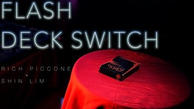 Shin Lim & Rich Piccone - Flash Deck Switch