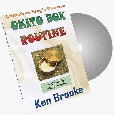 Aldo Colombini - Ken Brooke's Okito Box Routine