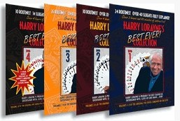 Harry Lorayne - Best Ever Collection 4sets