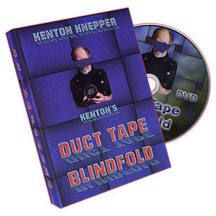 Kenton Knepper - Duct Tape Blindfold (Video Download)