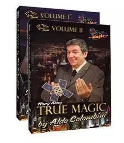 Aldo Colombini - True Magic 2sets