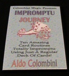 Aldo Colombini - Impromptu Journey