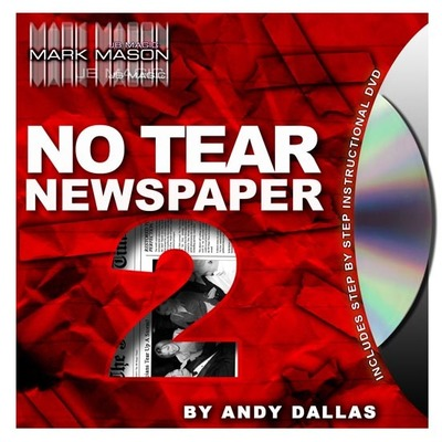 No Tear 2 by Andy Dallas and Mark Mason (video download)