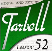 Tarbell 52: Mental and Psychic Mysteries (Part 2) (Instant Download)